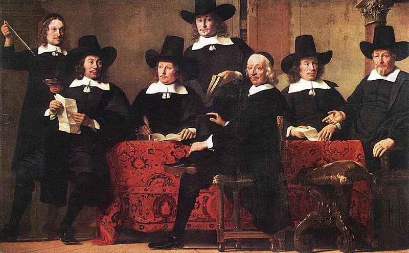 Governors of the Wine Merchant's Guild of Amsterdam