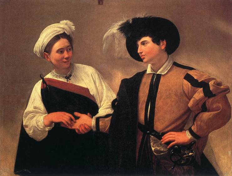 Reproduction-oil-paintings-Caravaggio10