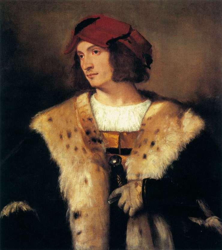 Titian_-_Portrait_of_a_Man_in_a_Red_Cap_-_WGA22937