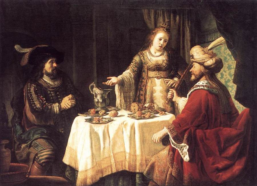 The Banquet of Esther