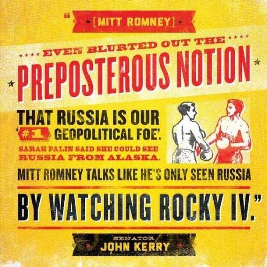 Mitt Romney-John Kerry
