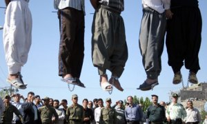 Iran Human Rights Abuses