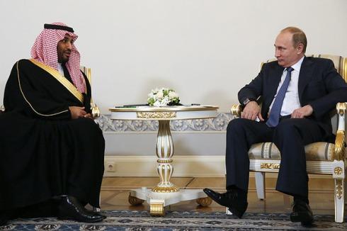 Putin and Saudis